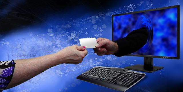 Visitenkarten Digitalisieren Büroservice Annett Stüber