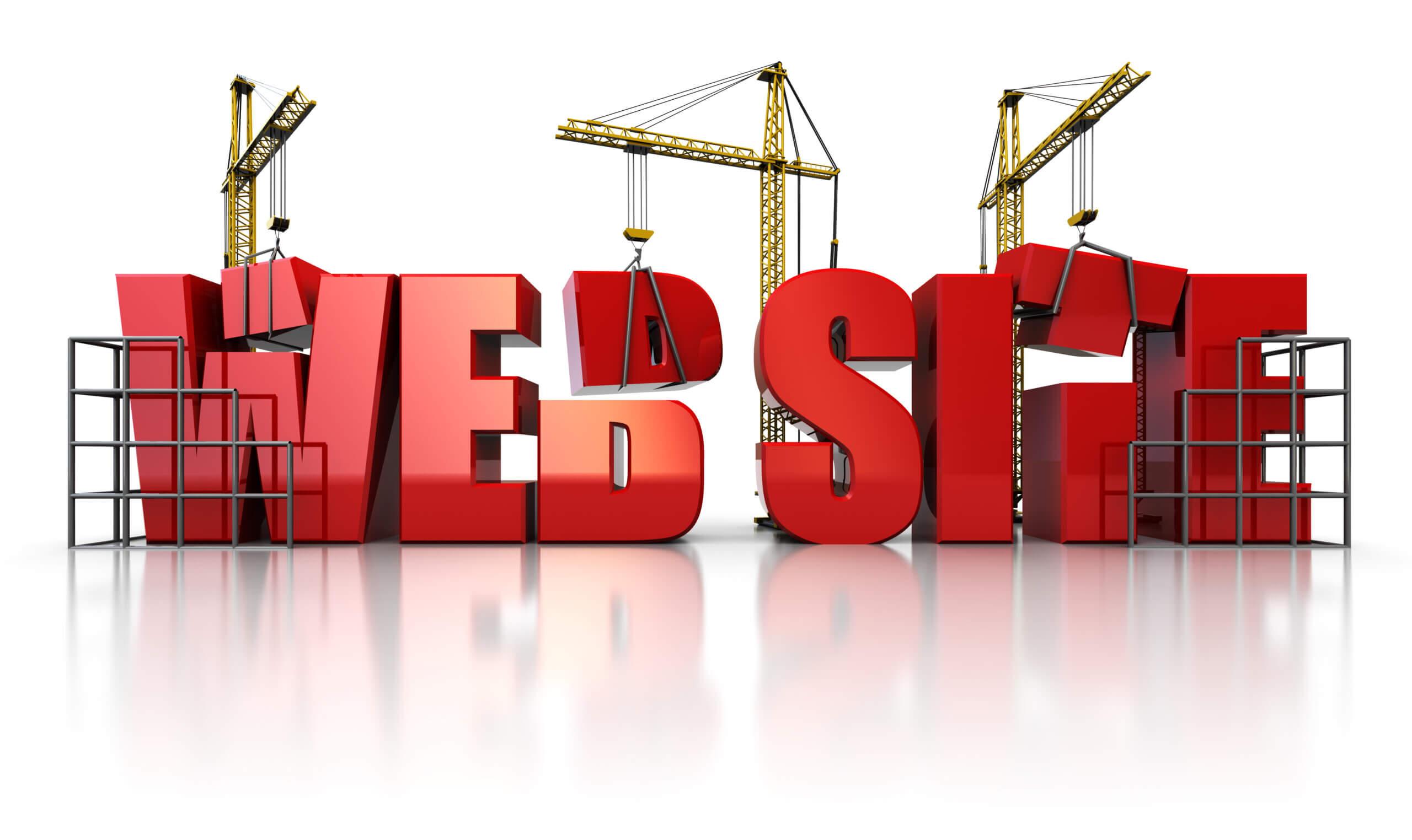 Homepage, Website, Webseite